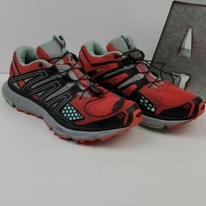 Salomon XR Mission Trail Running Shoe Quicklace